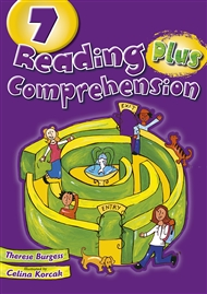 Reading Plus Comprehension: Book 7 - 9780170123068