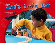 Zac's train Set - 9780170123211