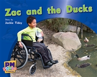 Zac and the Ducks - 9780170123297