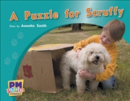 A Puzzle for Scruffy - 9780170123334
