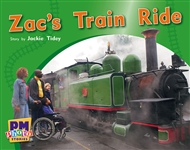 Zac's Train Ride - 9780170123419