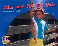 Jake and the Big Fish - 9780170123426