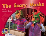 The Scary Masks - 9780170123471