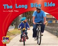 The Long Bike Ride - 9780170123501