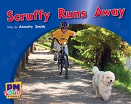 Scruffy Runs Away - 9780170123556