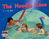 The Noodle Race - 9780170123587
