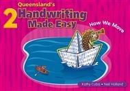 Queensland Handwriting Made Easy 2 - 9780170123716