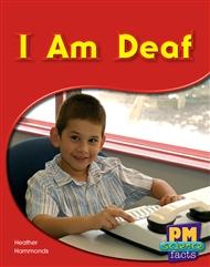 I Am Deaf - 9780170124096