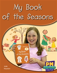 My Book of the Seasons - 9780170124225