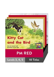 PM Gems Red Level 3-5 Pack (10 Titles) - 9780170124263