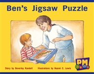 Ben's Jigsaw Puzzle - 9780170124355