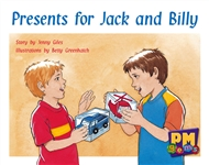 Presents for Jack and Billy - 9780170124362