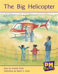 The Big Helicopter - 9780170124386