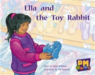 Ella and the Toy Rabbit - 9780170124393