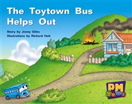 The Toytown Bus Helps Out - 9780170124447