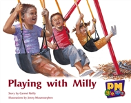 Playing with Milly - 9780170124508
