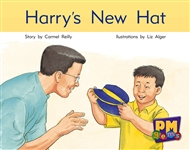 Harry's New Hat - 9780170124539
