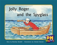 Jolly Roger and the Spyglass - 9780170124584