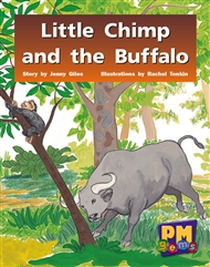 Little Chimp and the Buffalo - 9780170124607