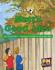 Matt's Good Idea - 9780170124676