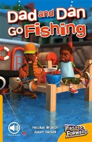 Dad and Dan Go Fishing - 9780170124928