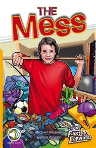 The Mess - 9780170125017