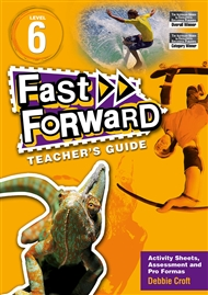 Fast Forward Yellow Level 6 Teacher's Guide - 9780170125109