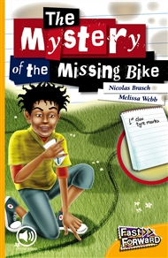 The Mystery of the Missing Bike - 9780170125178