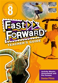 Fast Forward Yellow Level 8 Teacher's Guide - 9780170125246