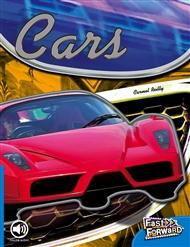 Cars - 9780170125314