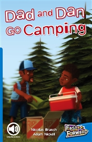 Dad and Dan Go Camping - 9780170125390