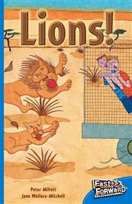 Lions! - 9780170125512