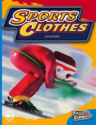 Sports Clothes - 9780170125543