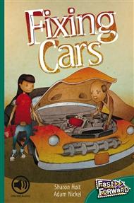 Fixing Cars - 9780170125871
