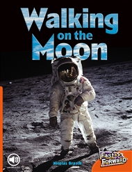 Walking on the Moon - 9780170126021