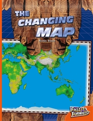 The Changing Map - 9780170126199