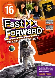 Fast Forward Orange Level 16 Teacher's Guide - 9780170126205