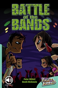 Battle of the Bands - 9780170126229