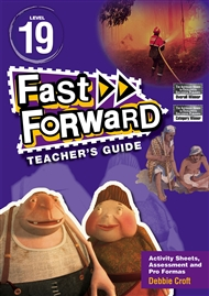 Fast Forward Purple Level 19 Teacher's Guide - 9780170126564