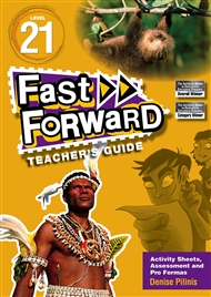 Fast Forward Gold Level 21 Teacher's Guide - 9780170126809