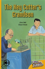 The Key Cutter's Grandson - 9780170126854
