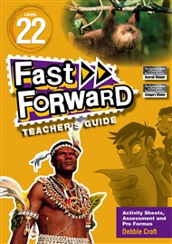 Fast Forward Gold Level 22 Teacher's Guide - 9780170126922