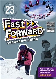 Fast Forward Silver Level 23 Teacher's Guide - 9780170127042