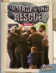Underground Rescue - 9780170127158