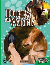 Dogs at Work - 9780170127233