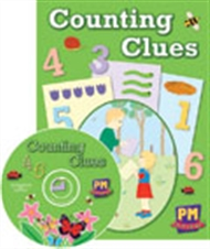 PM Shared Facts - Counting Clues Big Book, Levels 3-5 - 9780170127882