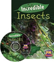 PM Shared Facts - Incredible Insects Big Book, Levels 12-14 - 9780170127912