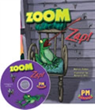 PM Shared Stories - Zoom! Zap! Big Book, Levels 1-2 - 9780170128261
