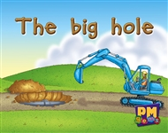The big hole - 9780170128346