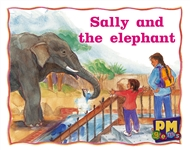 Sally and the elephant - 9780170128391